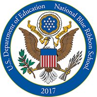 U.S. Department of Education National Blue Ribbon School 2017